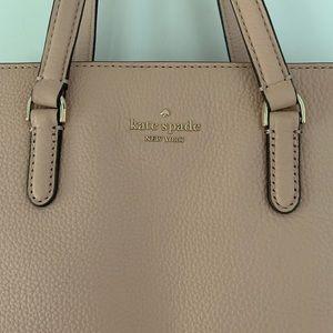 kate spade Bags - Kate Spade satchel purse in muted pink